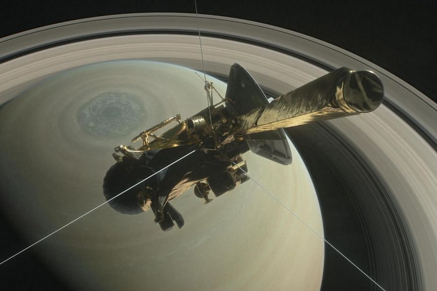 Nasa's Cassini probe is counting its final hours before one last plunge into Saturn on Friday (Sept 15) that will cap a fruitful 13-year mission that greatly expanded knowledge about the gas giant.