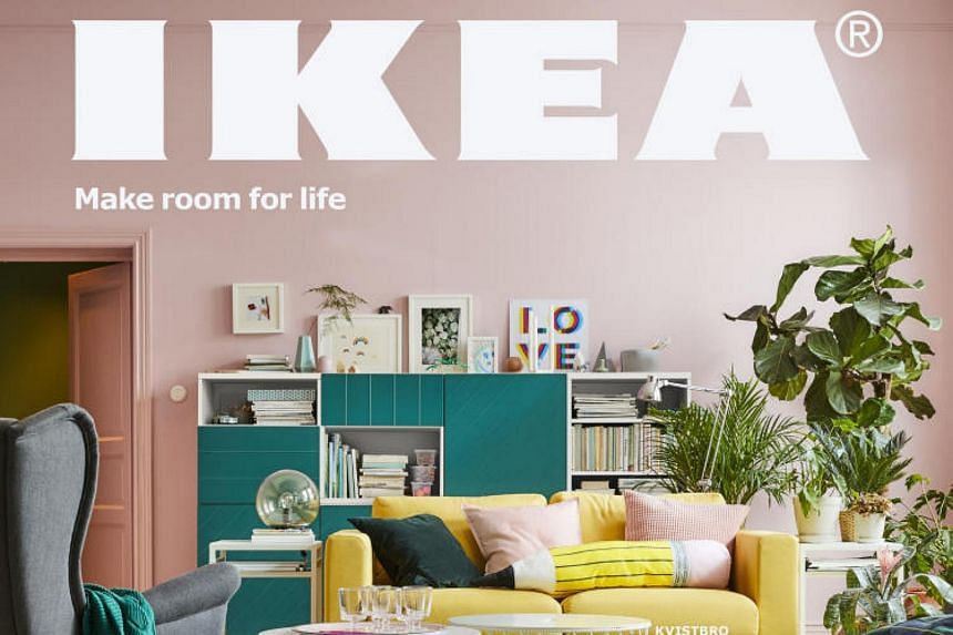 Ikea Singapore confirmed that the online store is in the works but it is keeping mum about the e-store's actual launch date.