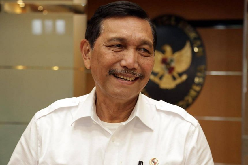 Mr Luhut Pandjaitan, said on Thursday (Sept 14) that the deal  contains nothing about LNG purchases (from Singapore).