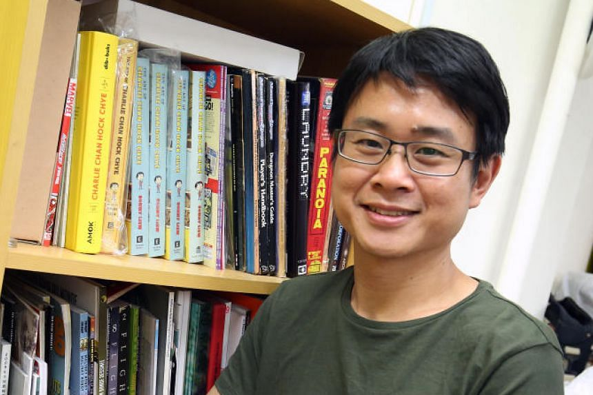 Sonny Liew also turned down an invitation to speak at the upcoming Singapore Writers Festival (SWF), which is organised by the NAC.