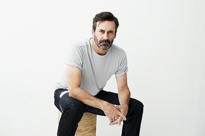 Jon Hamm will next be seen in High Wire Act, a yet-to-be- released thriller.