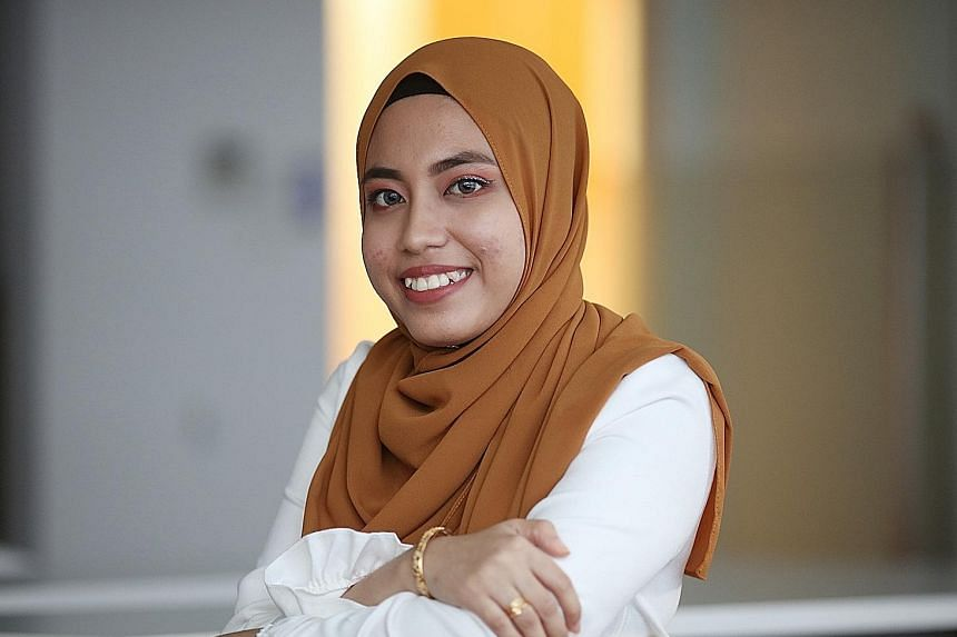 Ms Noor Syafizah Mahadi is urging more people of minority races to become bone marrow donors. She donated her bone marrow to an unrelated leukaemia patient in June.