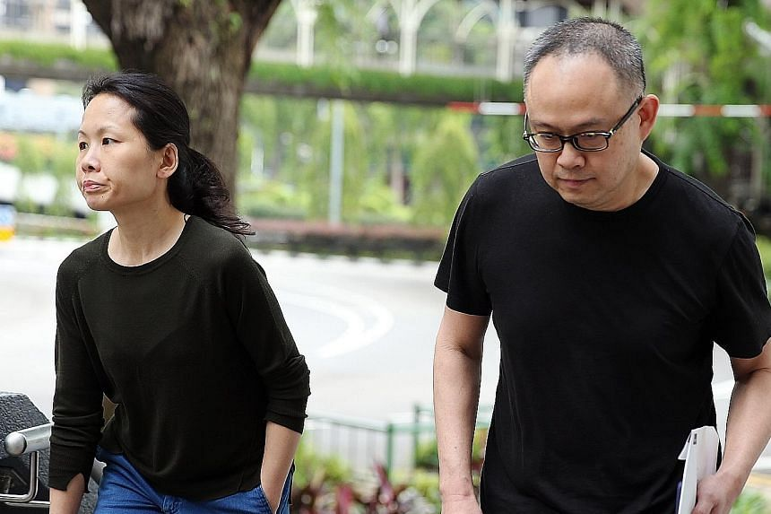 In March last year, Lim Choon Hong pleaded guilty to failing to provide the family's maid with adequate food, while his wife Chong Sui Foon pleaded guilty to abetting his offence under the Employment of Foreign Manpower Act.