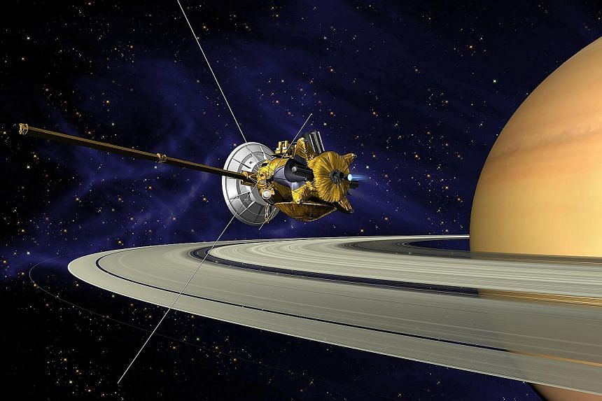 Cassini ended its voyage yesterday, after diving through the 2,400km gap between Saturn and its rings, with a final plunge into the gas giant.