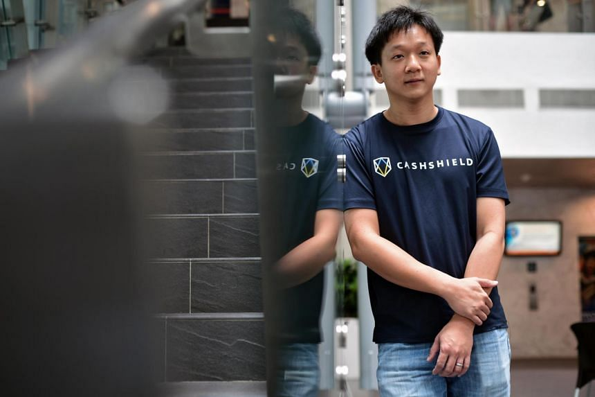 CashShield's chief executive and co-founder Justin Lie said the firm was built to be financially independent from inception and is already profitable.