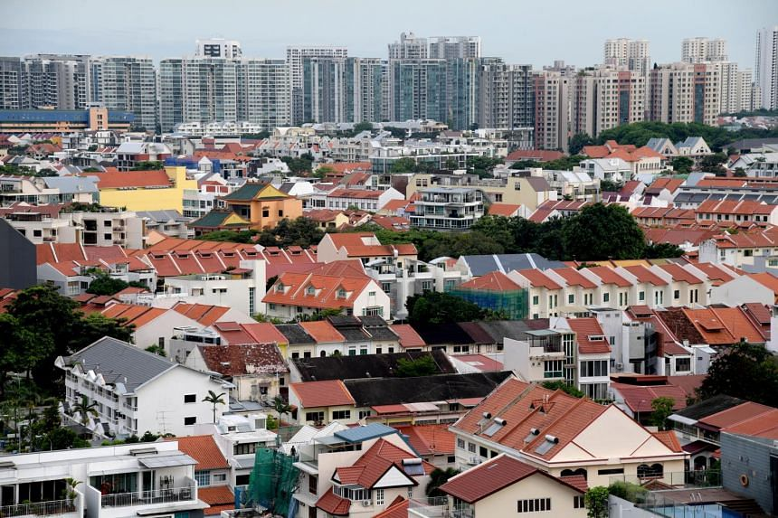 Sales of new private homes surged 165 per cent last month from a year earlier.