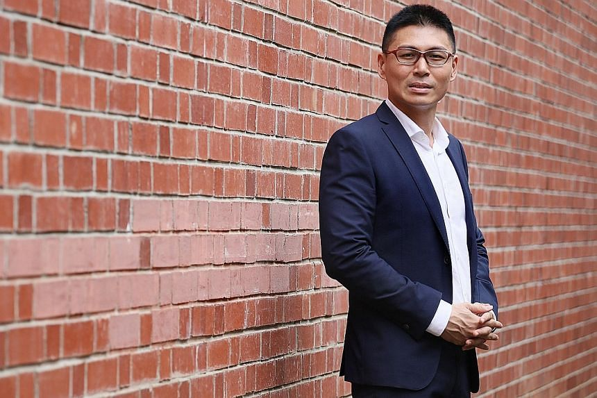Mr Edwin Edangelus Cheng, co-founder of tuition school EduEdge, blended his love for maths and teaching to come up with a unique way of teaching English. After his teaching business took off, he sought help from financial advisers to build a portfoli