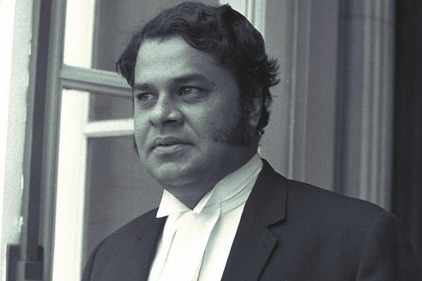 Mr Leo Fernando began practice as a criminal lawyer in 1967 and started his own firm a decade later.