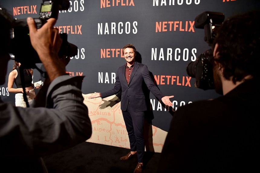 Narcos star Pedro Pascal attends an event for the show in New York City, Aug 21, 2017.