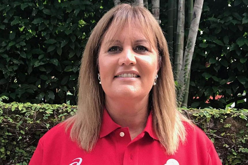 In the long term, the former head coach and performance manager of New Zealand's Netball Central Zone team aims to lead Singapore to qualification for the 2019 Netball World Cup in Liverpool.