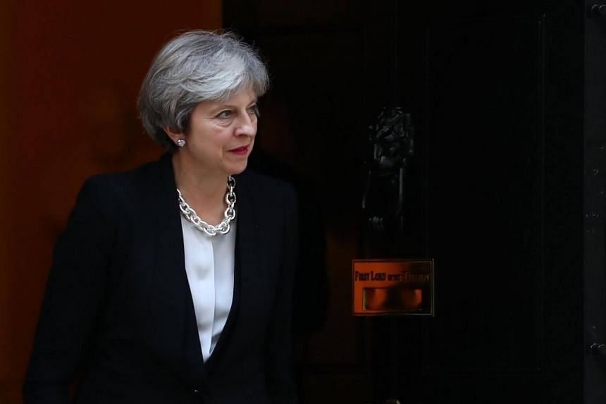 British Prime Minister Theresa May is due to speak about Britain's departure from the bloc on Sept 22 in Florence.