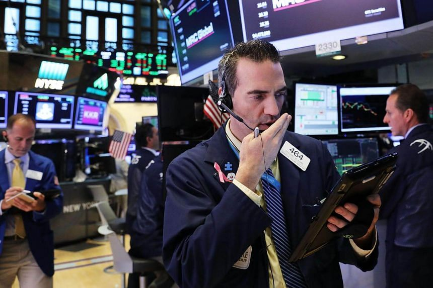 Advancing issues outnumbered decliners on the NYSE by 1,705 to 773. On the Nasdaq, 1,596 issues rose and 764 fell.