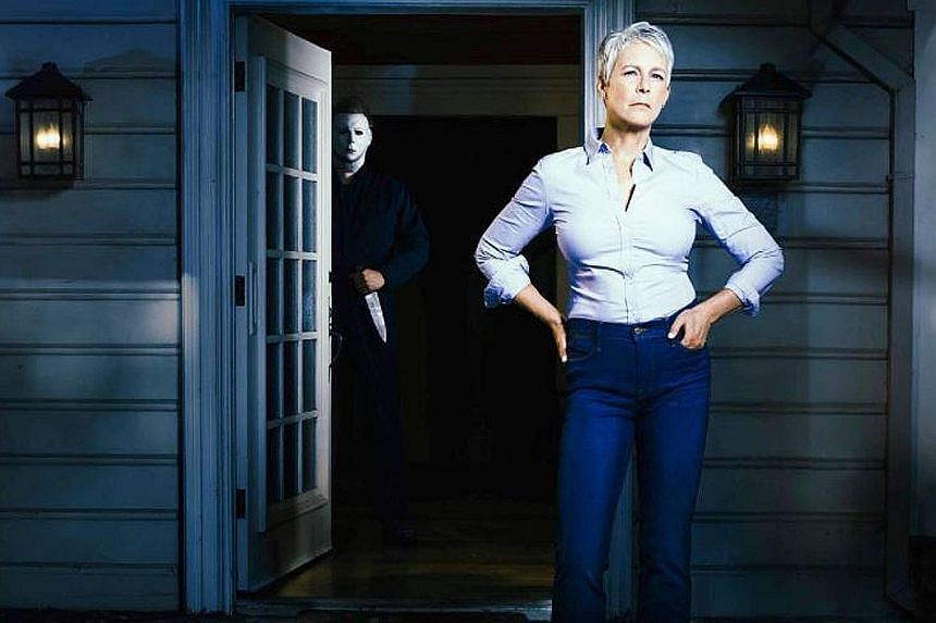 Jamie Lee Curtis will reprise the role of Laurie Strode in the final Halloween film.