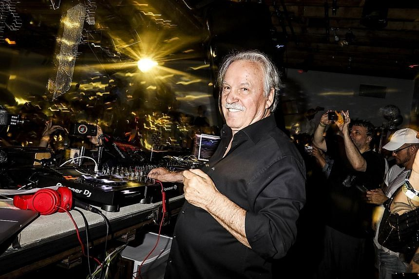 Giorgio Moroder is enjoying a late-career comeback as his monster hit with Donna Summer, I Feel Love, turns 40.