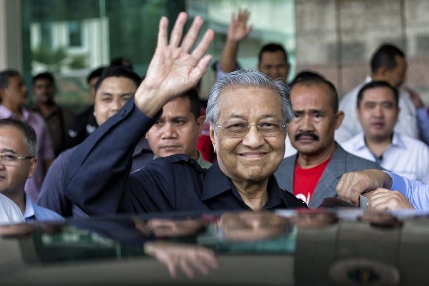 Former Malaysian Prime Minister Mahathir Mohamad testified on Monday, Sept 18, 2017 to a Royal Commission of Inquiry (RCI) probing Bank Negara Malaysia's forex losses in the 1990s.