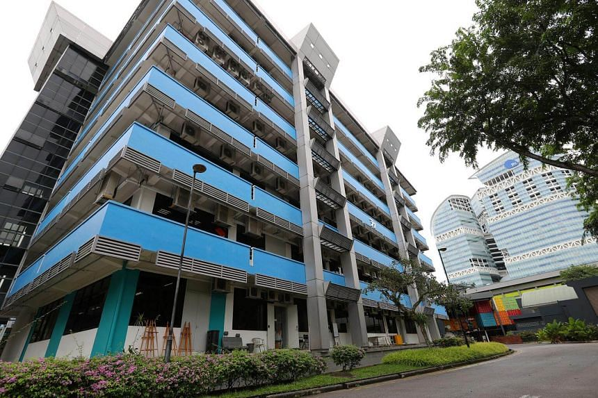 One new initiative is a polytechnic incubator launched at Block 71, at Buona Vista's one-north research hub on Monday (Sept 18), named Pollinate.