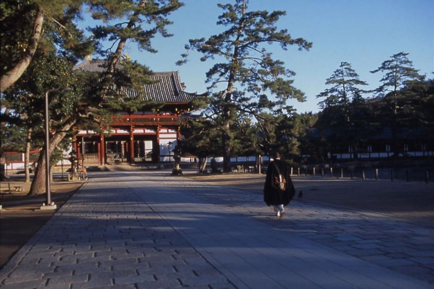The Todaji Temple in Nara is one of Japan's most famous and historically significant temples.