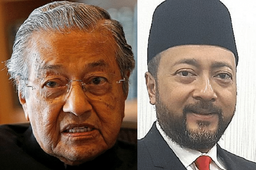 Malaysia's former premier Tun Dr Mahathir Mohamad (left) and his youngest son, Mukhriz, are banking on voters in their home state.