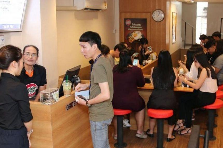 Moom Gapao in Bangkok has nothing but kao pad gapao on the menu.
