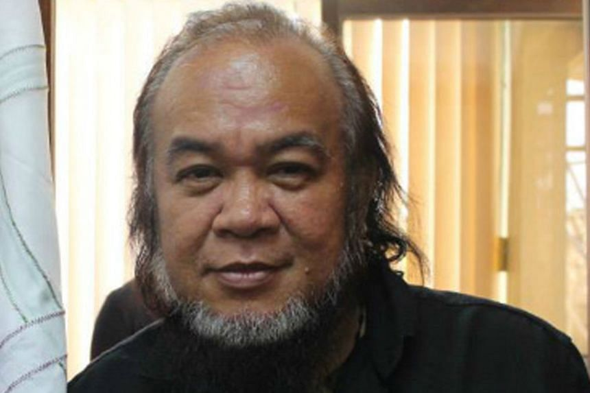 """Father Teresito """"Chito"""" Soganub, the vicar-general of Marawi, was found abandoned by his captors on Saturday."""
