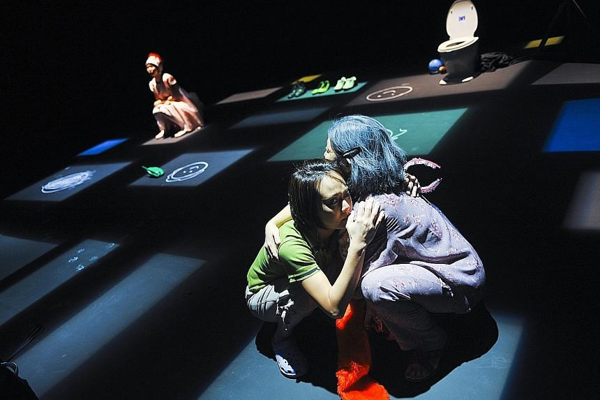 Poop!, a tale of death, grieving and loss, was first staged in 2009.