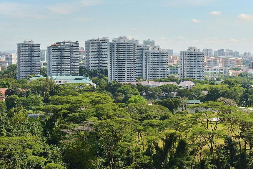 """Braddell View was privatised in March after a hard-fought process that spanned 18 years because of the need to """"harmonise"""" the leases of two separate plots of land that make up the estate."""