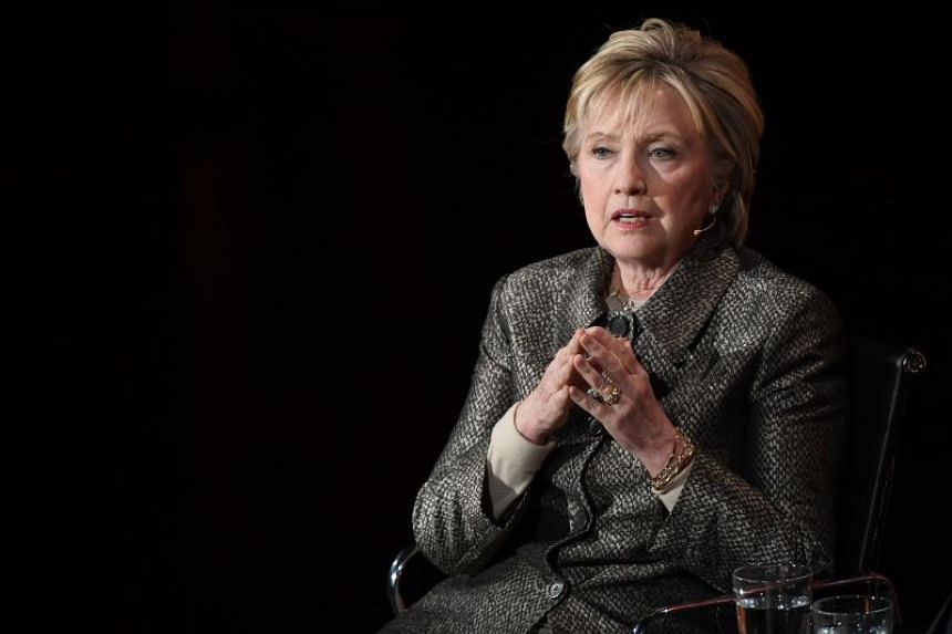 Hillary Clinton will not rule out questioning the legitimacy of the 2016 US presidential election if there is new information on deeper Russian interference than what is currently known.