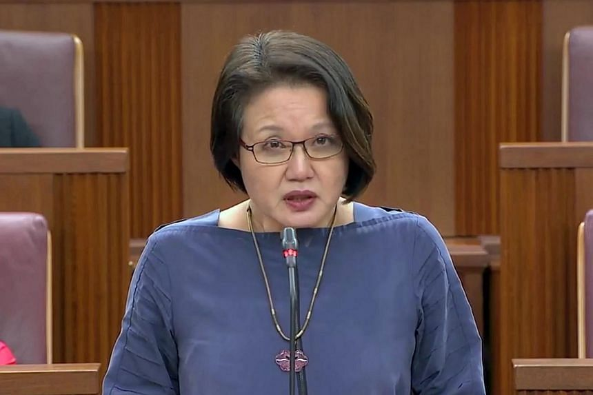 WP chairman Sylvia Lim has filed an adjournment motion to speak on the presidential election, the party announced on Sept 19, 2017.