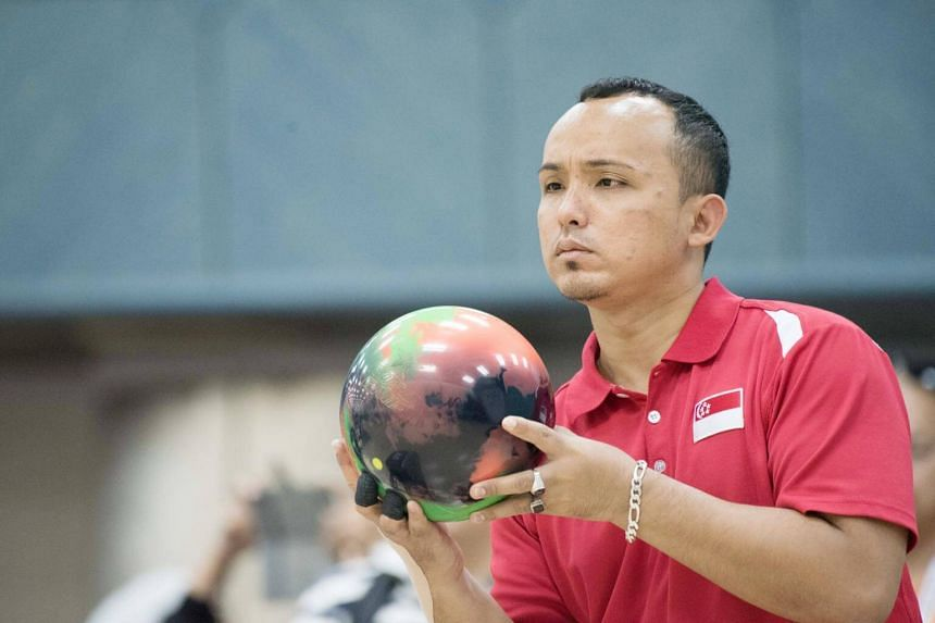 Mohamed Ismail Hussain  scored 1,303 pinfalls over six games to defend his crown for the second time in a row.