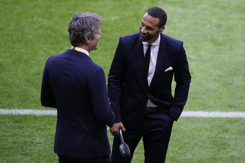 Former Manchester United and England centre-back Rio Ferdinand's training will be filmed for a British TV documentary series and that he will aim to have his first fight as its concluding episode.