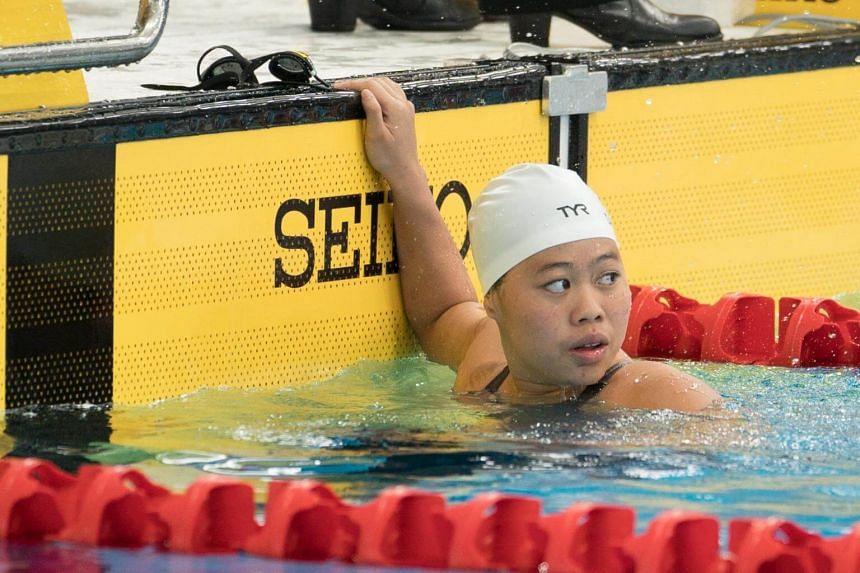17-year-old para-swimmer Danielle Moi clocked 2min 29.89sec in the women's 200m S14 freestyle, ahead of Claire Sunega Calizo of the Philippines (2:44.81) and Singapore's Chew Zi Ling (2:53.00).