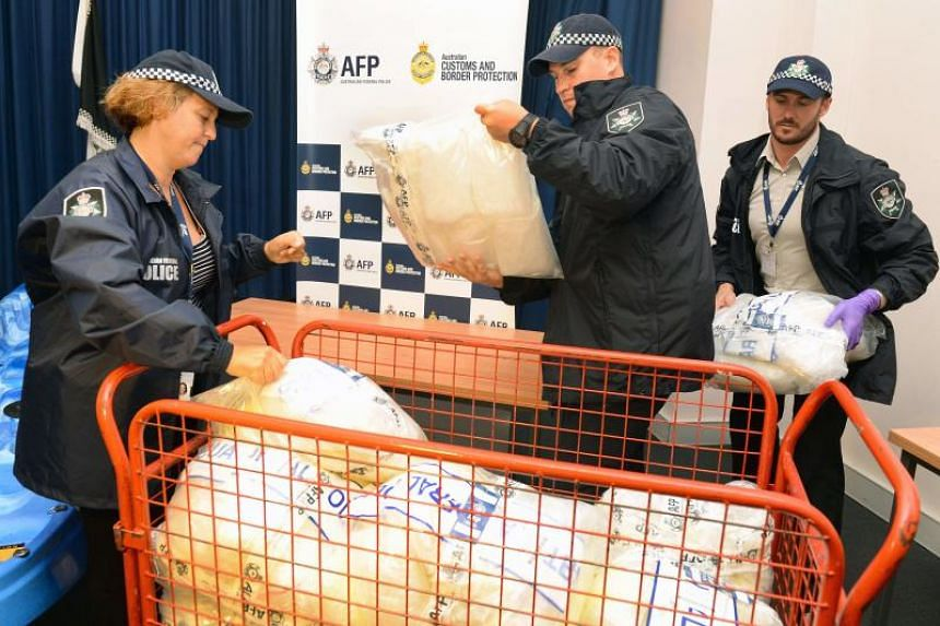 Cooperation with China and other key drug-producing nations will be bolstered under a new strategy unveiled on September 19, 2017 to combat a flood of crystal meth into Australia that has seen ice use triple in five years.