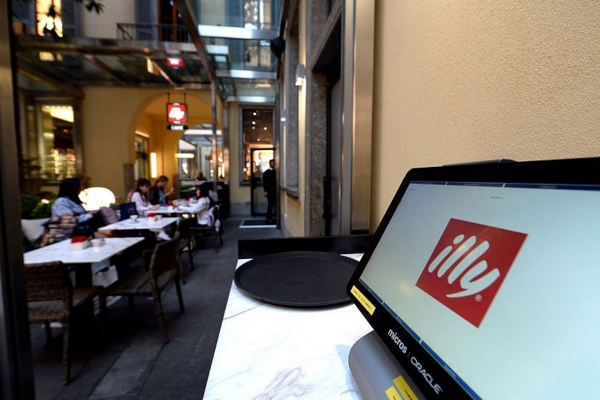 Top Italian brand, illycaffe, opened its own luxury cafe close to the Starbucks site in May.