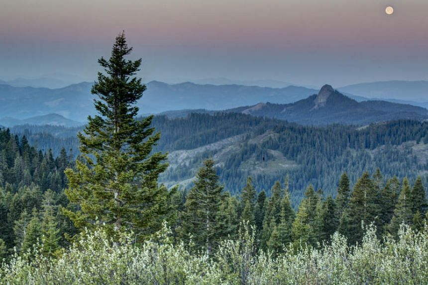 The ridgelines seem endless in Oregon's Cascade-Siskiyou National Monument, home to several richly diverse ecosystems.