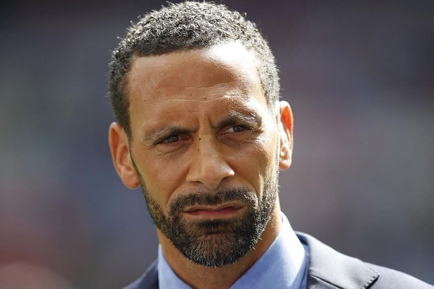 Ferdinand, who won 81 caps and made over 300 appearances for Manchester United, is an avid boxing fan.