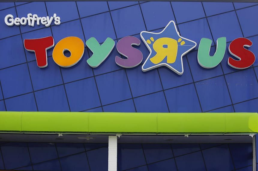 Toys R Us Files For Bankruptcy Protection Says Asian Operations