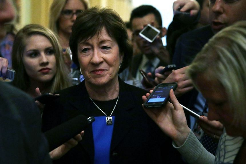 Republican Senator Susan Collins is one of the three Republicans who voted against the previous Obamacare repeal effort, which dramatically collapsed on July 28.