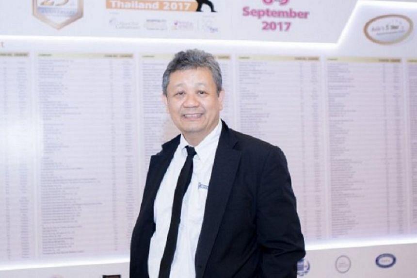 Mr Segsarn Trai-Ukos, country director of Michelin Siam.