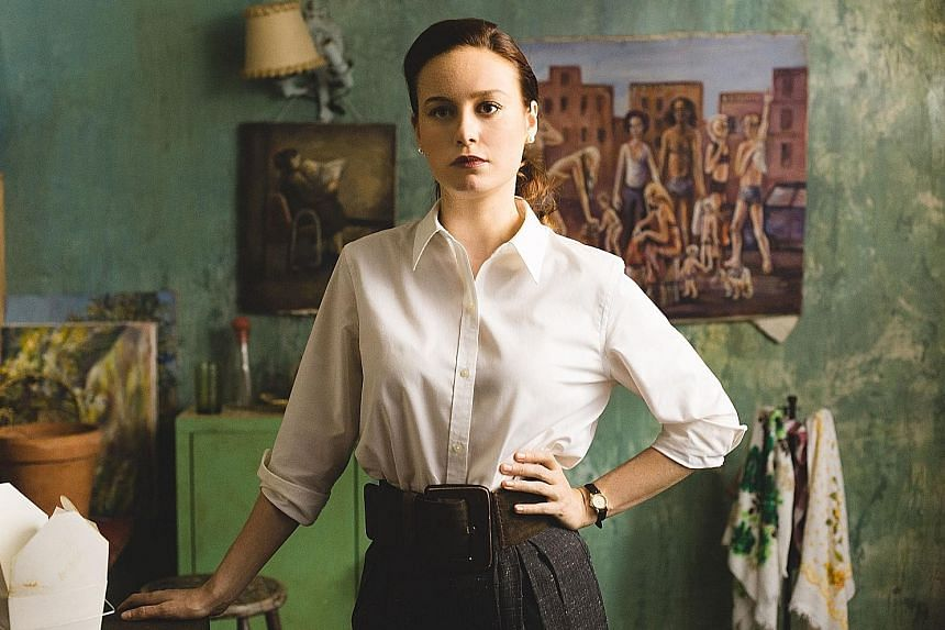 Actress Brie Larson plays author and journalist Jeannette Walls in The Glass Castle.