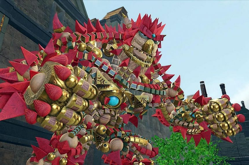 You do not need to play the first game as Knack2 comes with a brief prologue to bring new gamers up to speed.