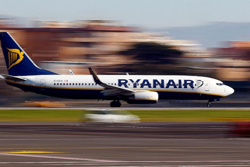 Ryanair chief executive Michael O'Leary promised the problem would not recur next year. Ryanair, Europe's largest carrier by passenger numbers, blamed a number of factors for the sudden cancellations, including a backlog of staff leave, air-traffic c