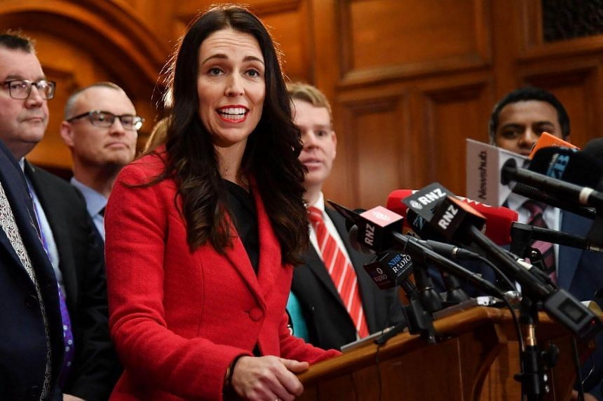Jacinda Ardern said that more needs to be done to close the gap between rich and poor.