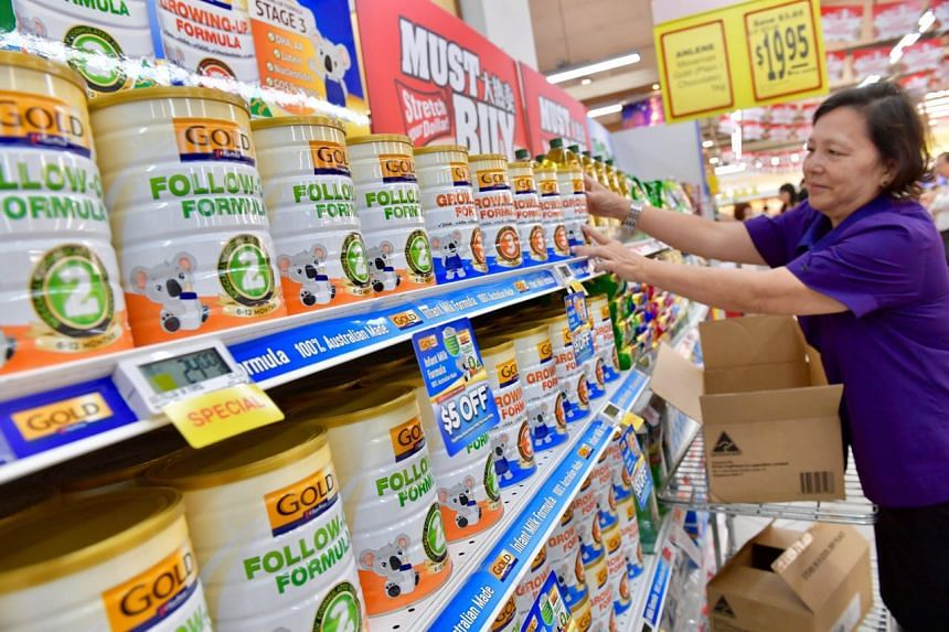 NTUC FairPrice launched a new range of high-quality formula milk from Australia under its house brand label to provide better value and wider variety for customers.
