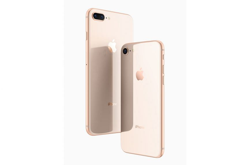 Regardless of colour, both the iPhone 8 and iPhone 8 Plus have a great premium feel with the glass back.