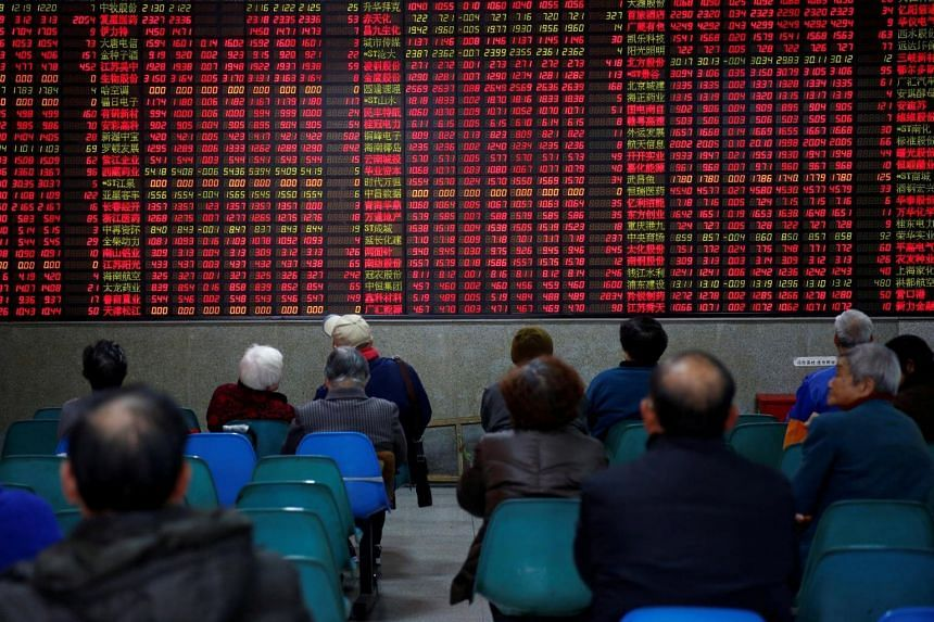 China's stock markets were already closed Thursday when the downgrade was published, and there was little reaction from the yuan.