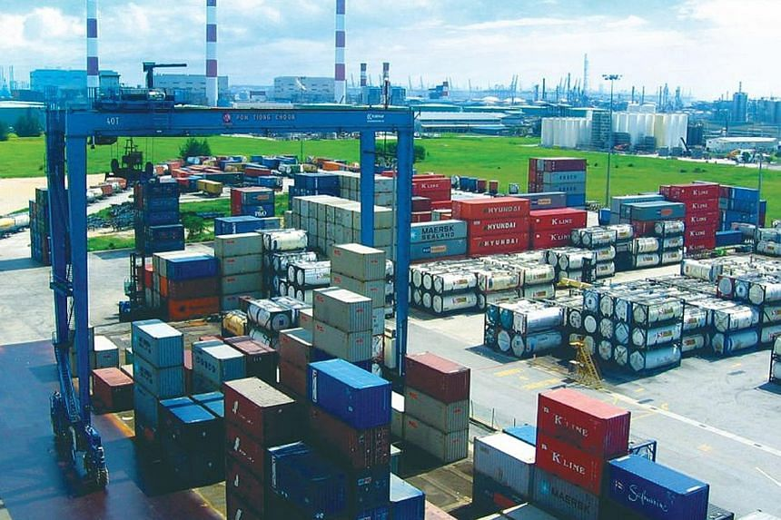 Poh Tiong Choon Logistics was listed on the Singapore Exchange in 1999. It provides third-party logistics services to firms across the chemical, food, retail, infrastructure and shipping sectors.