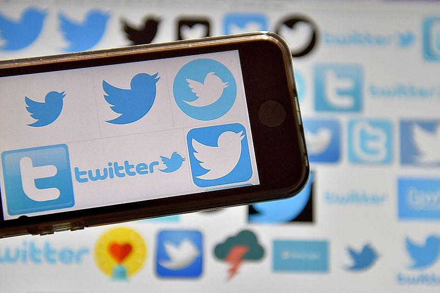 Twitter said government data requests are rising and about 75 per cent of the blocked accounts were spotted before a single tweet was sent.