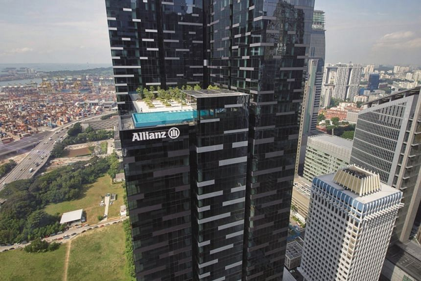 The deal for Asia Square Tower 2 comes a little more than a year after BlackRock sold the larger Tower 1 to Qatar Investment Authority for S$3.4 billion.