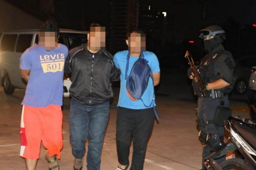 Seven suspected Abu Sayyaf Group (ASG) militants, including a 22-year-old man who was involved in clashes with Philippine security forces, were arrested in a series of anti-terror raids in Kuala Lumpur.