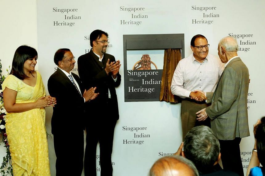 Titled Singapore Indian Heritage, the 556-page publication combines academic research with catalogue entries of the centre's collection of over 300 artefacts, photographs and documents.